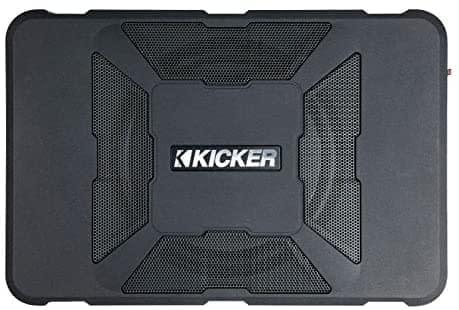 Kicker Hideaway Compact Powered Sub