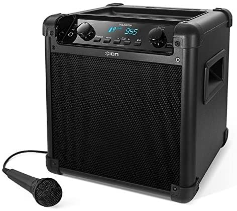 Ion Audio Tailgater IPA77 Portable PA