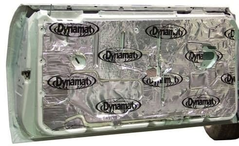 Dynamat Sound Deadening