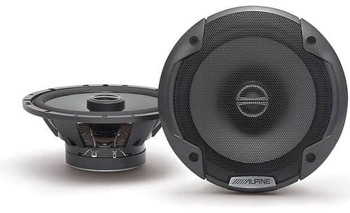 Alpine SPE-6000 Speakers