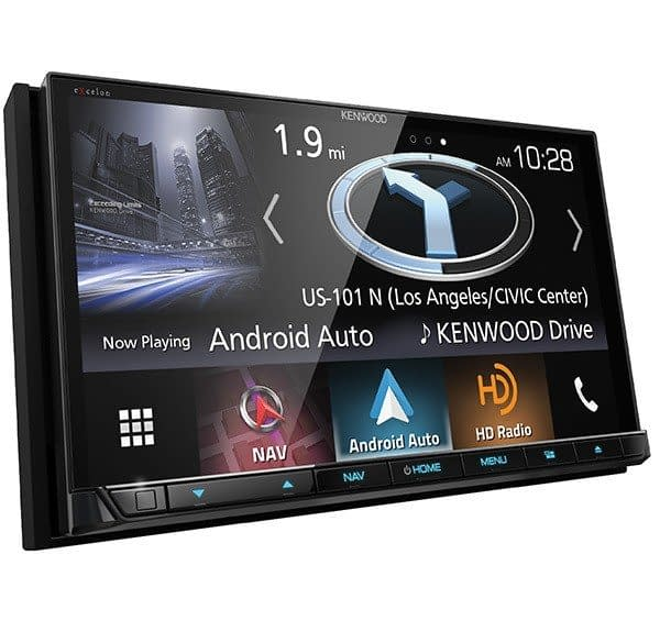 Kenwood Excelon DNX994S Double DIN Headunit Review