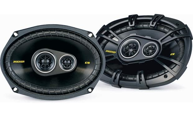 Kicker 6x9 speakers