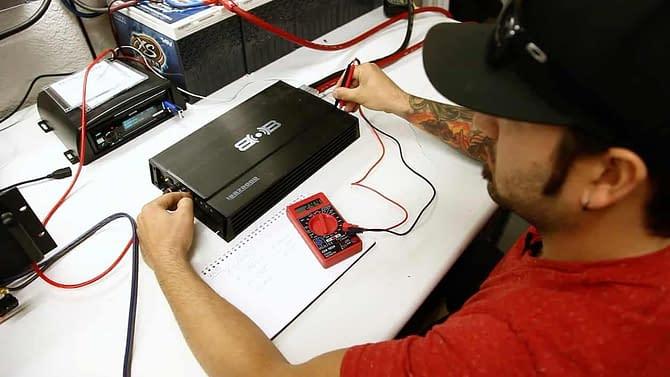 matching a subwoofer to an amplifier