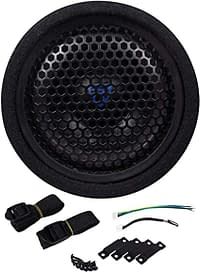 "Rockville RTB65A 6.5"" 300w Powered Active Car Subwoofer Bass Tube"