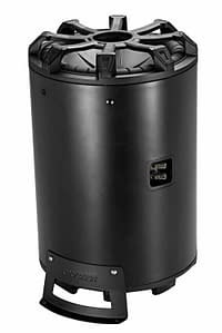 Kicker 46CWTB104 TB10 10-inch Loaded Weather-Proof Subwoofer Enclosure