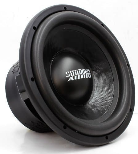 Sundown Audio SA 12 D4 REV.3