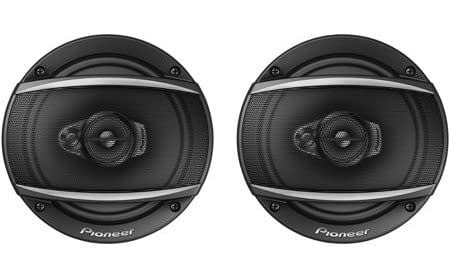 Pioneer TS A1670 3 Way Coaxial Speakers
