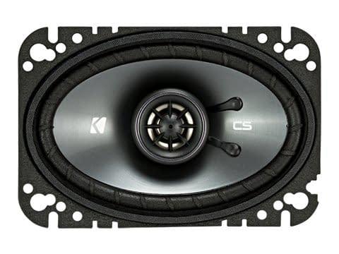 Kicker 4X6 Speakers