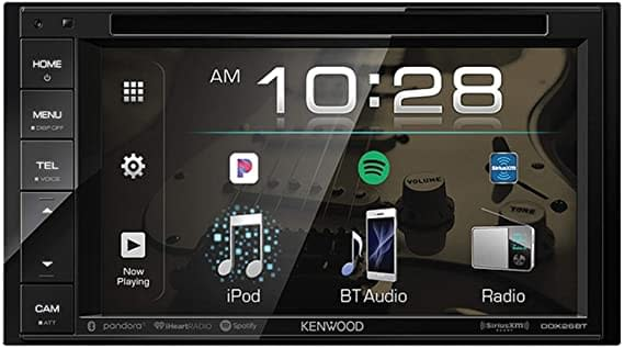 Kenwood DDX26BT double din car stereo